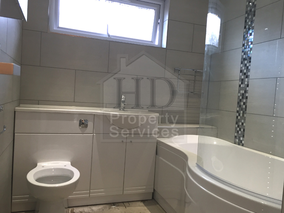 Before And After Photos Of A Bathroom Total Refit - Bathroom refit