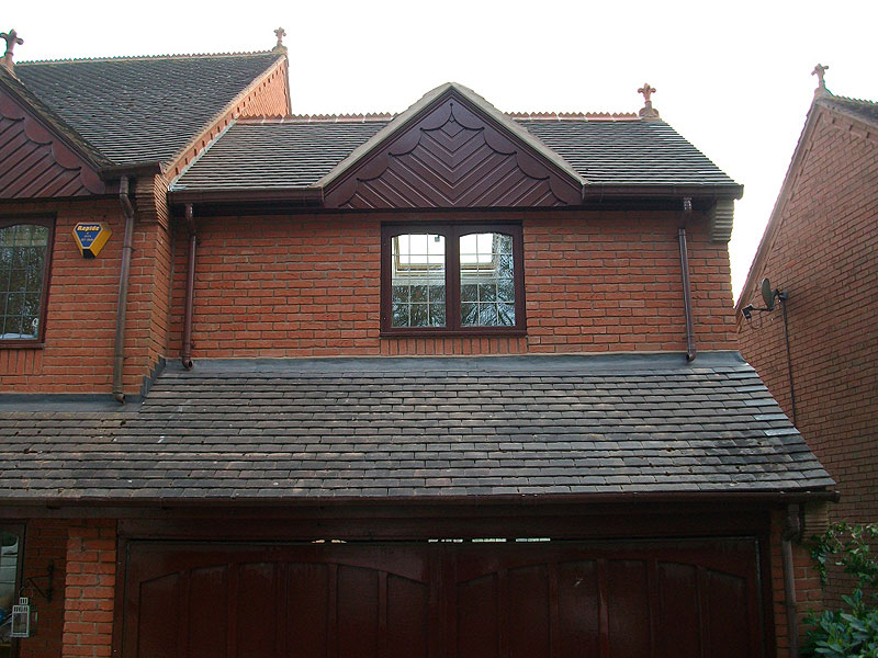 Building extension over a garage construction diary before for Extension garage