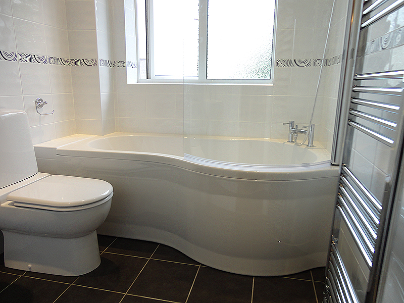 Fitted Bathroom Project Studley Photos Of A Completed