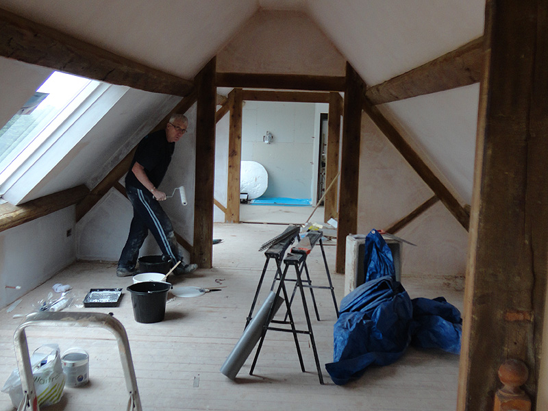 Before after photos renovation of barn conversion Renovation Property ...